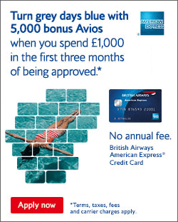 BA American Express