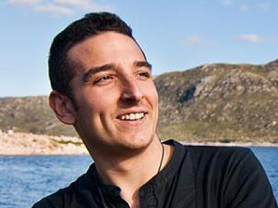 Daniel Martínez - Españoles en Londres