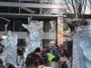 Festival de esculturas de hielo - Canary Warf