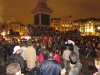 Trafalgar Square - Final de la Champions 2011