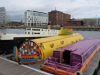Yellow submarine boat - Liverpool