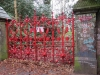 Strawberry Fields gate - Liverpool