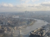 Tower Bridge and Canary Wharf - The Shard