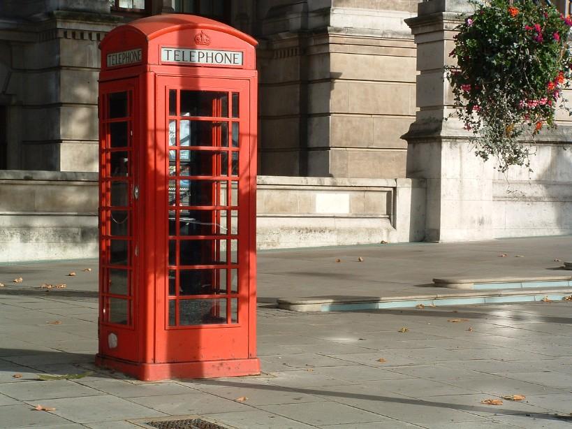Cabina de teléfono - Londres