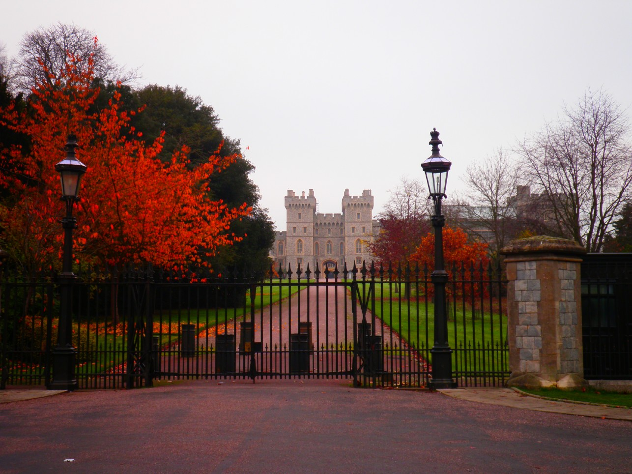 Windsor castle - Long Way