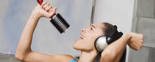 Mricrófono- peine