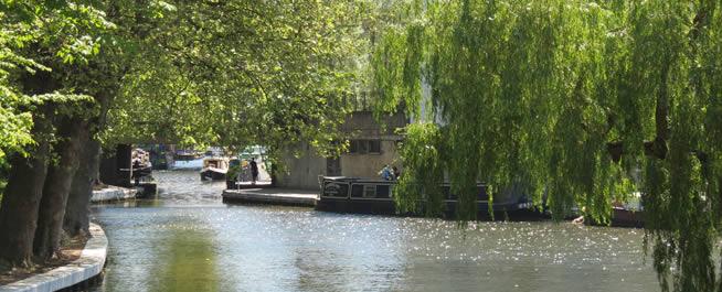 Pequeña Venecia - Londres