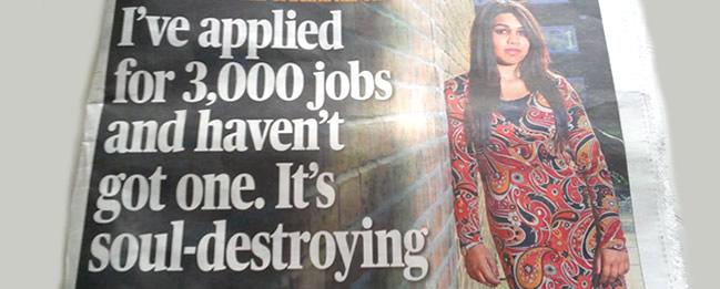 Unemployment London