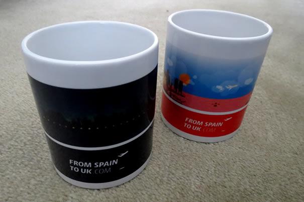 fromSpaintoUK mugs