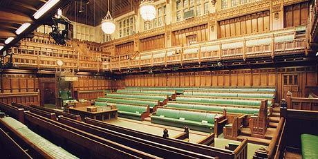 Cámara de los Comunes - Palacio de Westminster