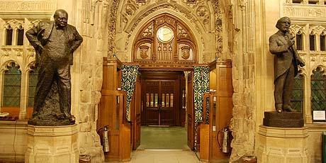 Member's Lobby - Palacio de Westminster