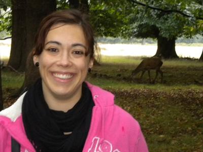 Sandra Crespo - Españoles en Londres