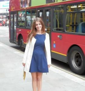 Españoles en Londres - Sara Pérez