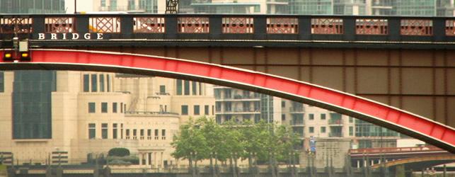 Vauxhall Bridge - London