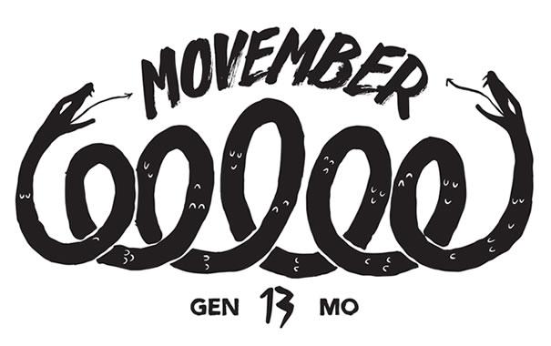 Imagen promocional de Movember