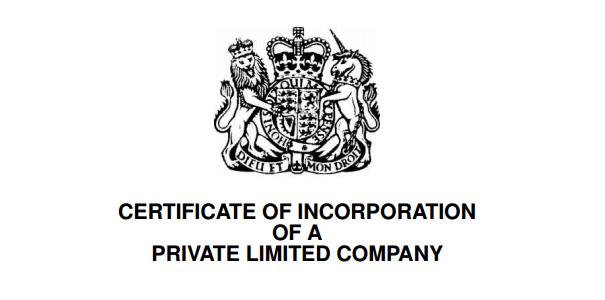 Crear una empresa en UK