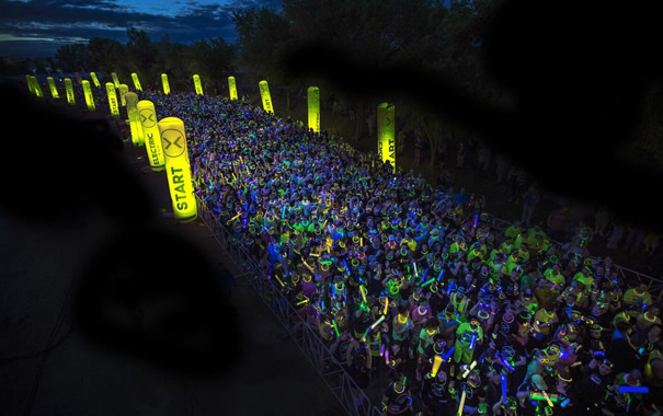 Electric Run - London