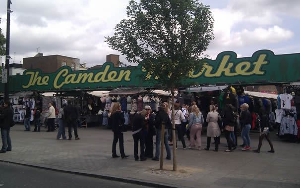 The Camden Market