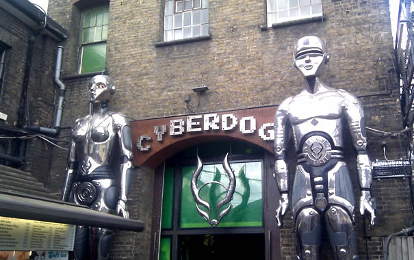 Camden - Cyberdog