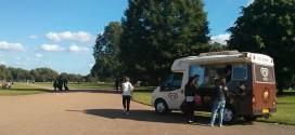 Firgineta de helados en Hyde Park