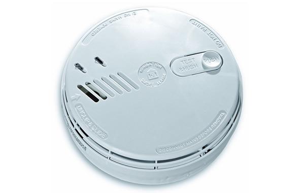 Detector de humo de UK