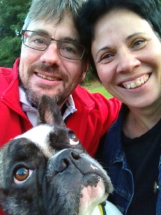Españoles en UK - entrevista a Cristina y Colin