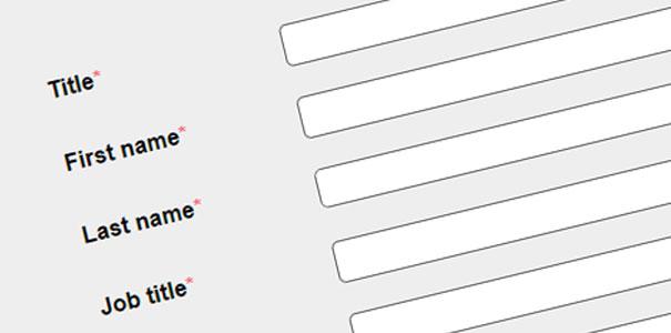 Formulario de contacto con Last Name