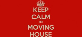 Keep Calm I'm Moving House