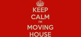 Keep Calm I'm Moving House