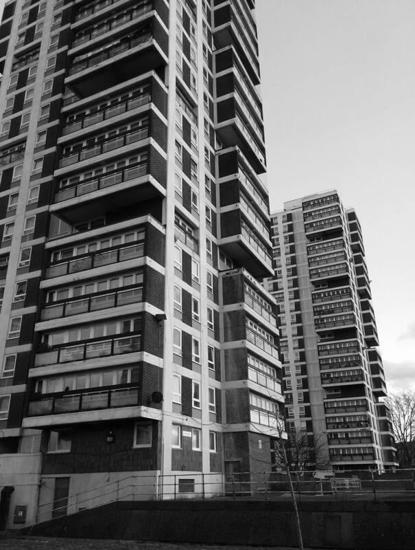 Lambeth estates