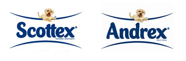 Scottex vs Andrex