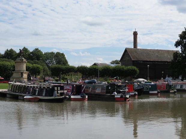Canal Basin - Sratford-upon-Avon