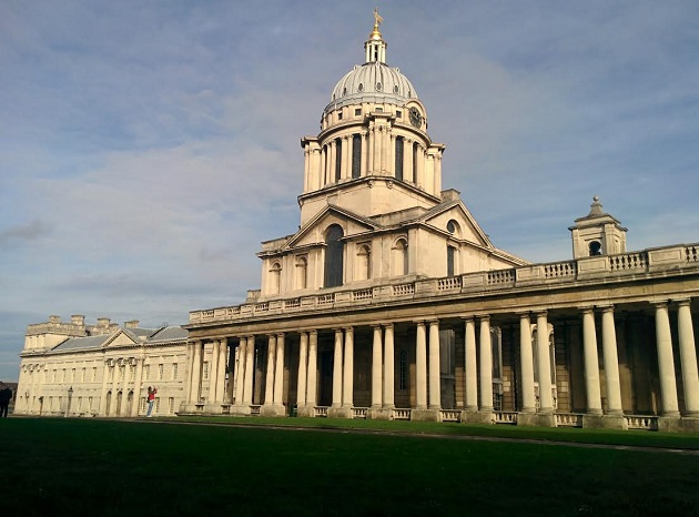5 old naval college
