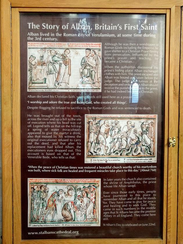 La historia de Alban, el primer santo británico