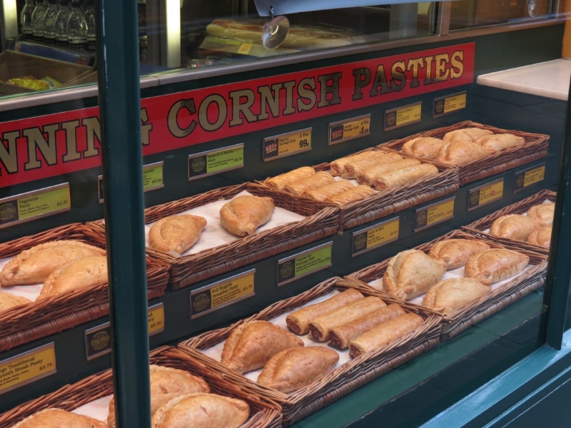 Bath best cornish pasties