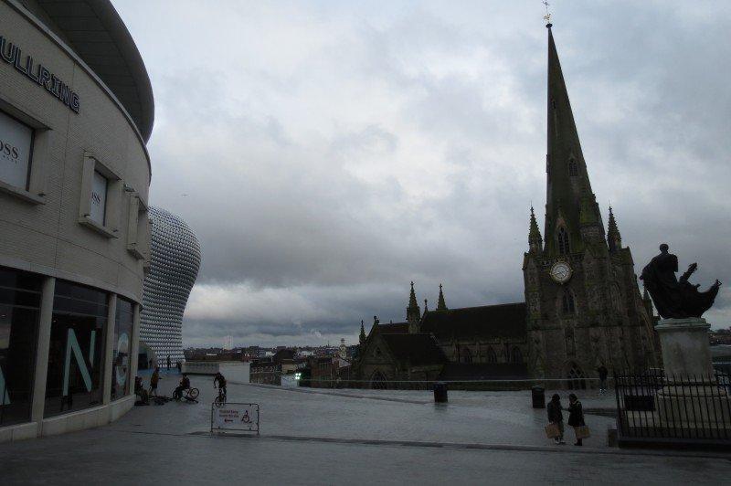 Catedral de San Martin - Birmingham