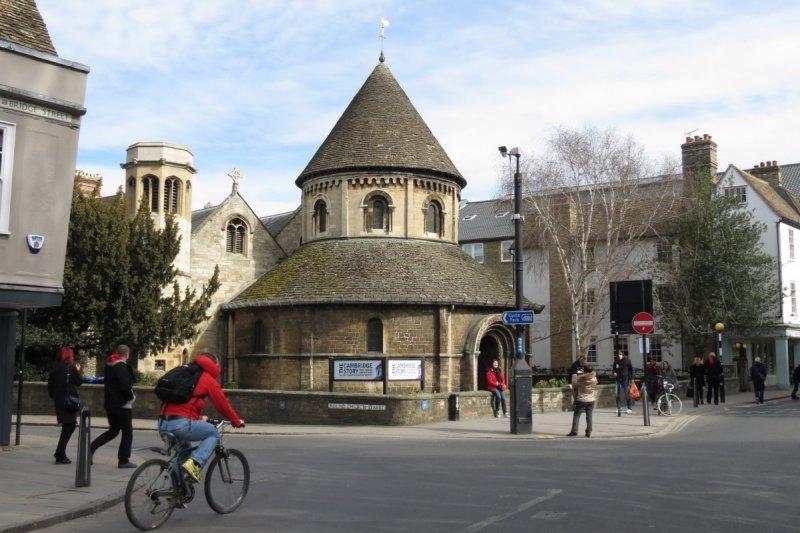 Round Church - Cambridge