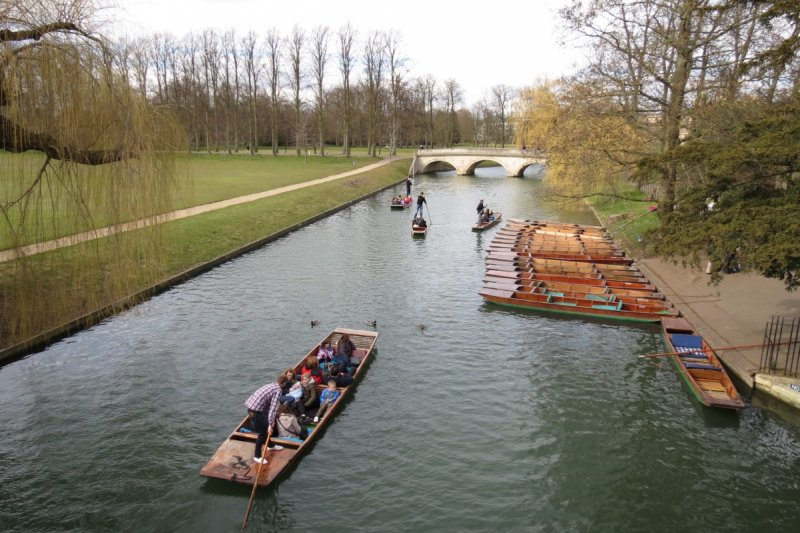 Canales - Cambridge