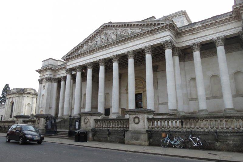 Fitzwilliam museum - Cambridge