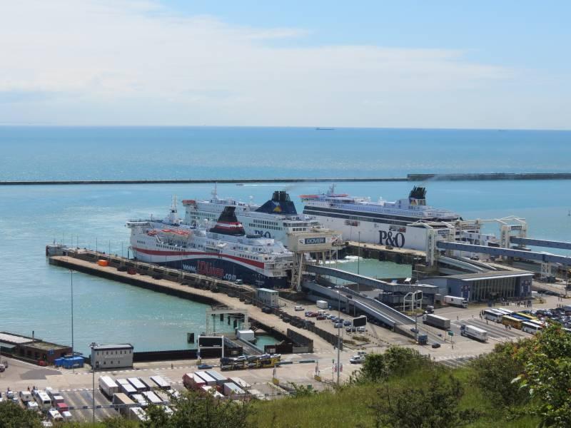 Puerto de Dover (Ferries)