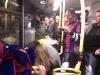 Bus hacia Trafalgar Square