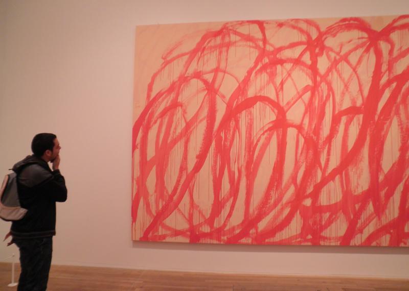 Pintura abstracta TATE