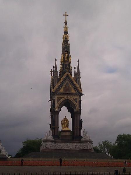 Albert Hall Monument