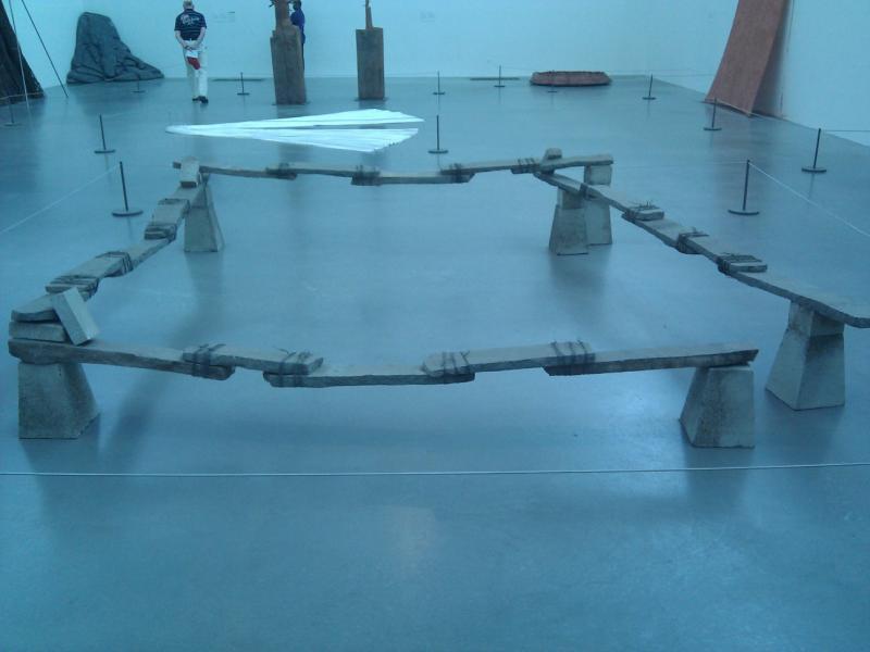Escultura TATE Modern