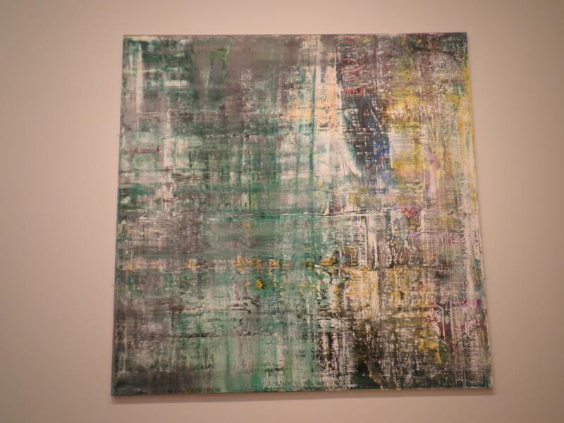 Pintura abstracta TATE Modern