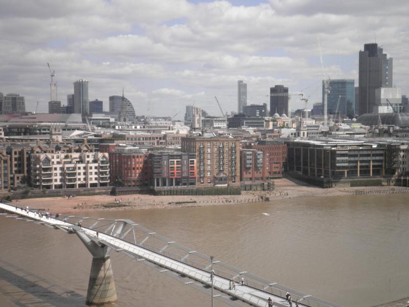 Vistas desde TATE Modern