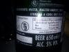 Envase Heineken 650ml