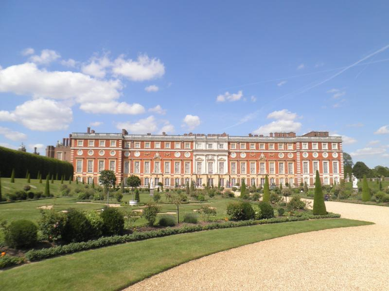 Hampton Court Palace - Gardens
