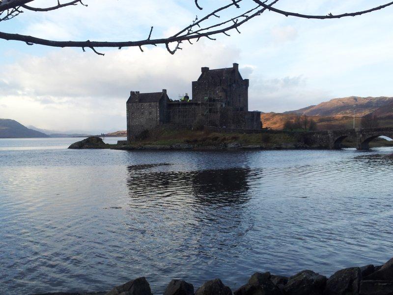 Highlands - Scotland - Eilean Donan castle