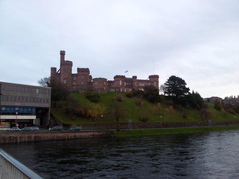 Inverness - Castle